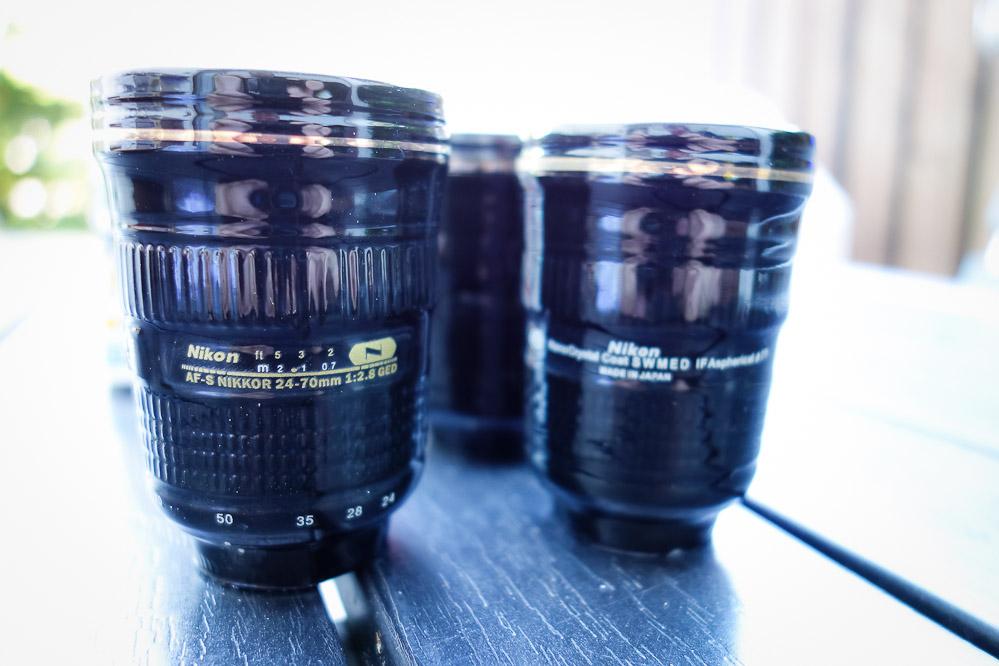 Nikon Espresso Becher