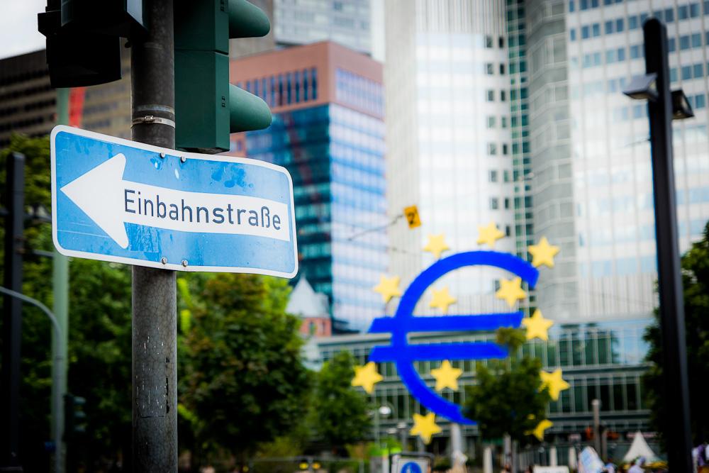 Eurokriese ist eine Einbahnstraße
