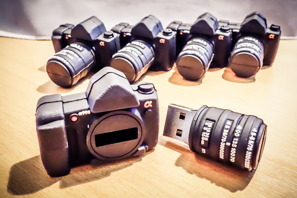 Sony Alpha USB-Stick
