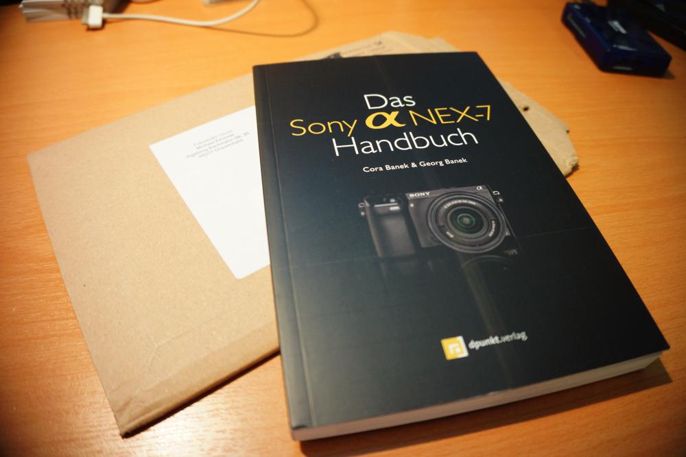 Das Sony NEX 7 Handbuch