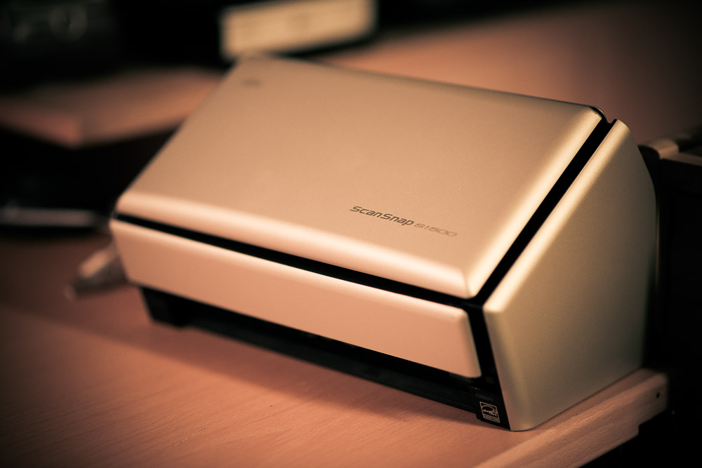 Best of IT Produkte in 2012 - Fujitsu Snap Scan S1500