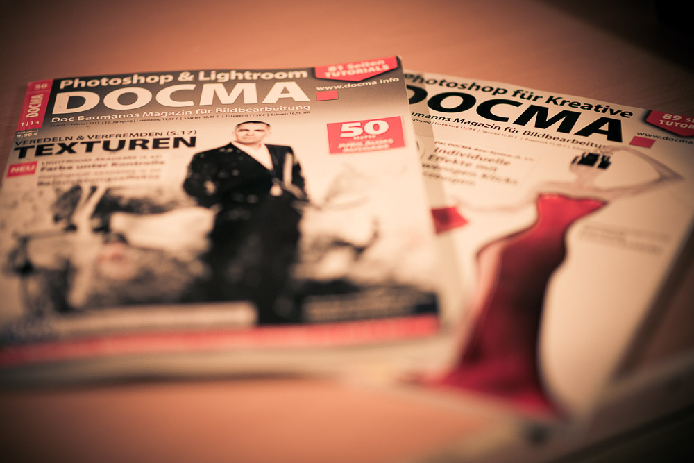 Best of 2012 Produkte – Kategorie Printmedien: DOCMA