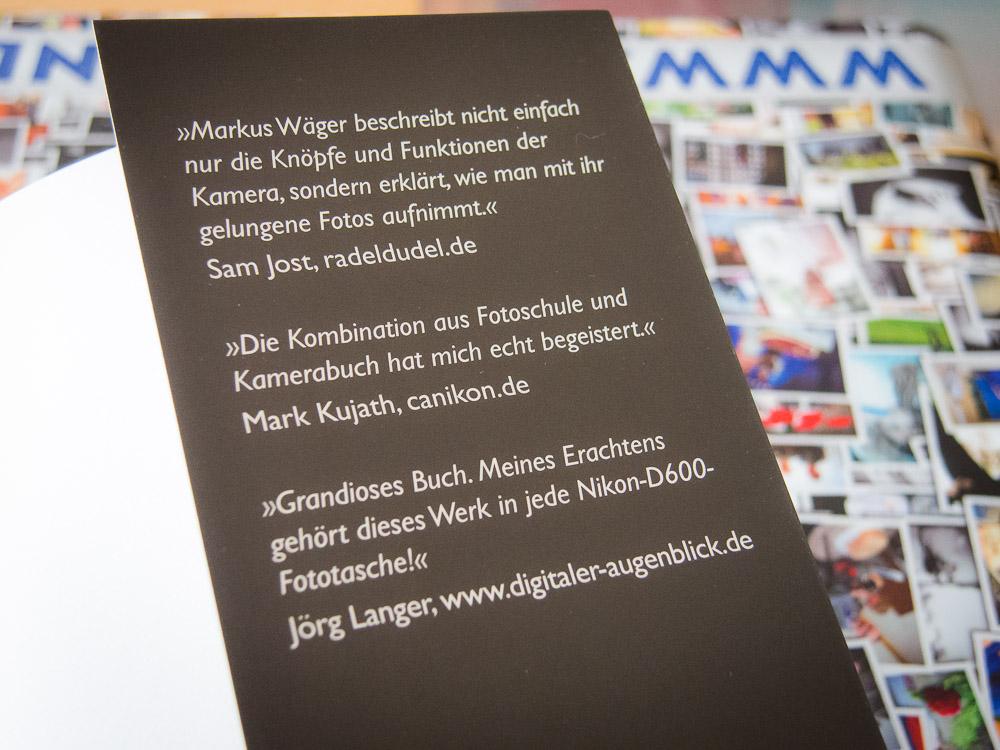 Markus Wäger Nikon D600