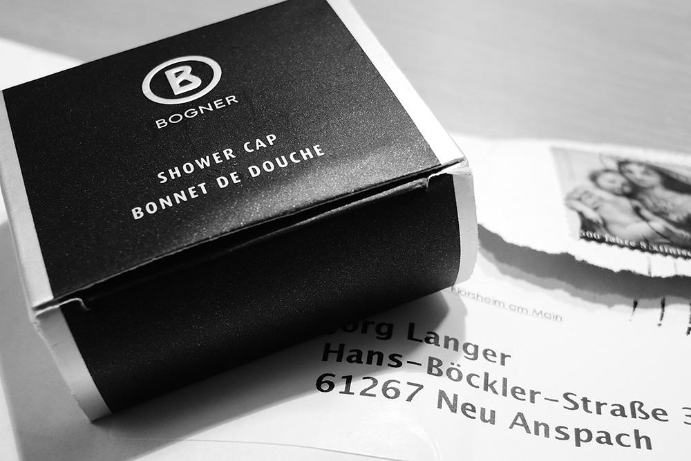 Duschhauben-Deluxe