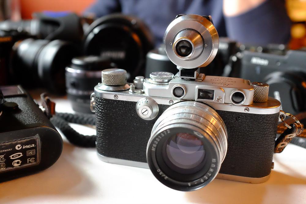 Carstens Leica