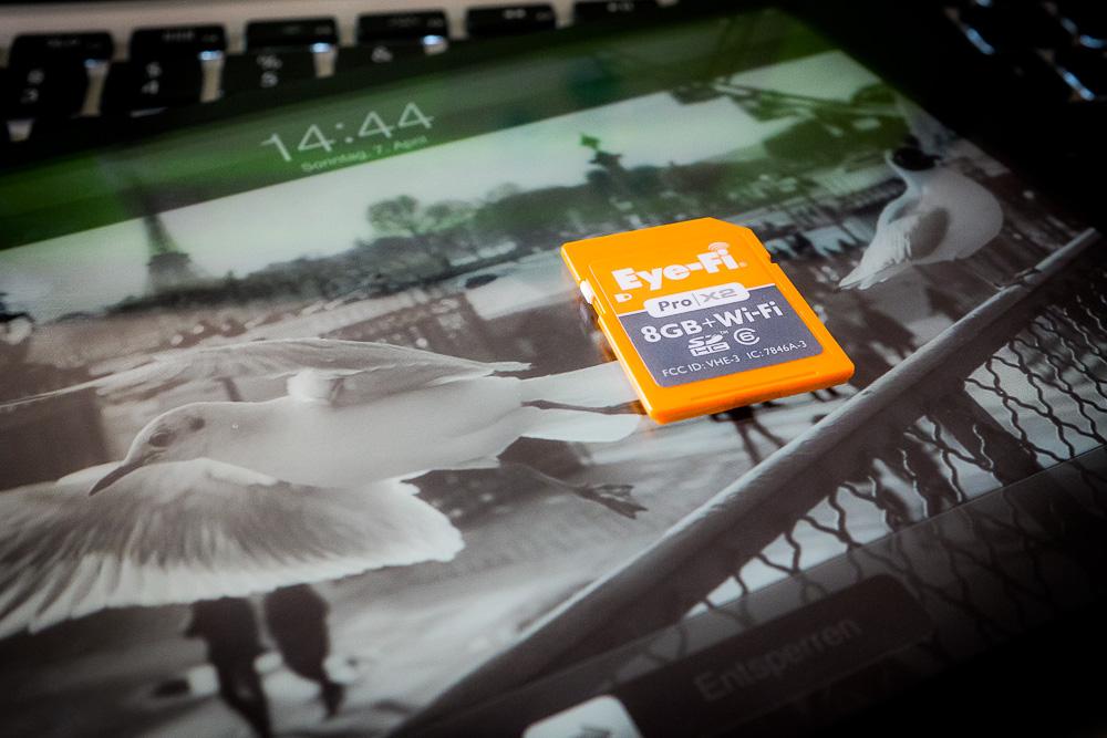 EyeFi-Card