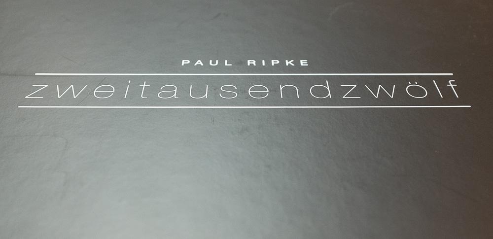 Paul Ripke 2012