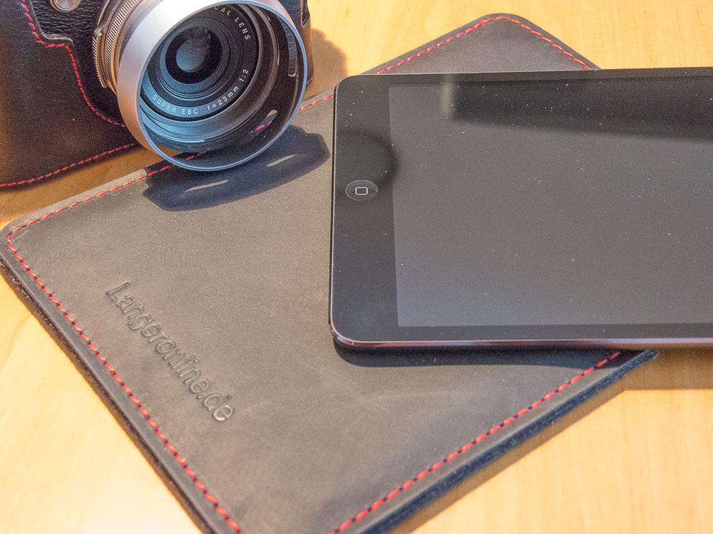 Germanmade. iPad Sleeve