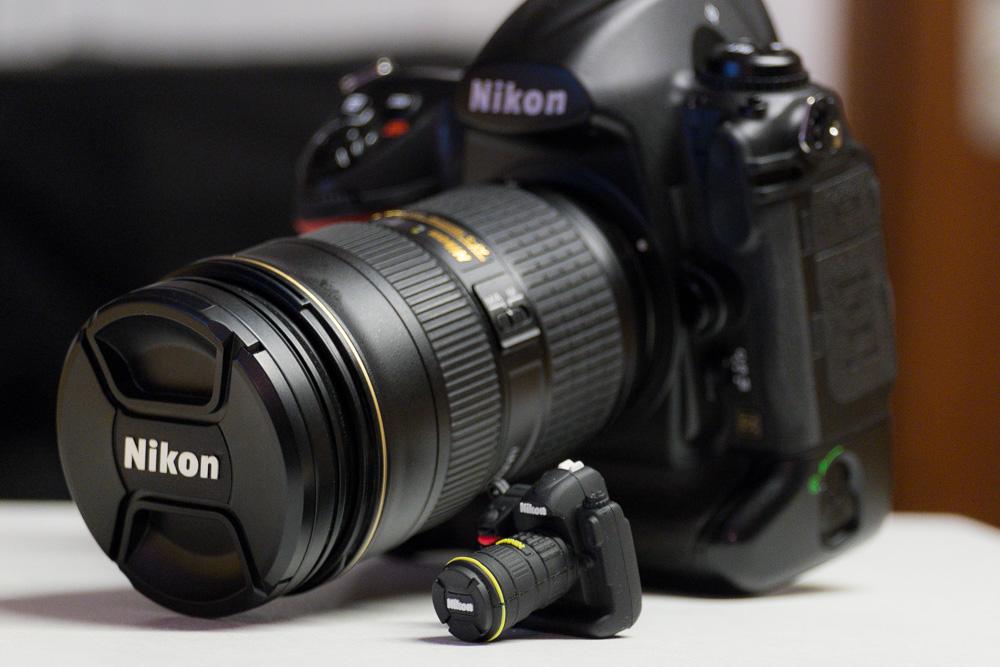 Nikon USB-Stick