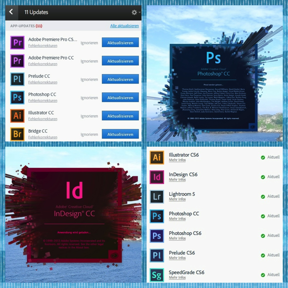 Adobe Creative Cloud #CC