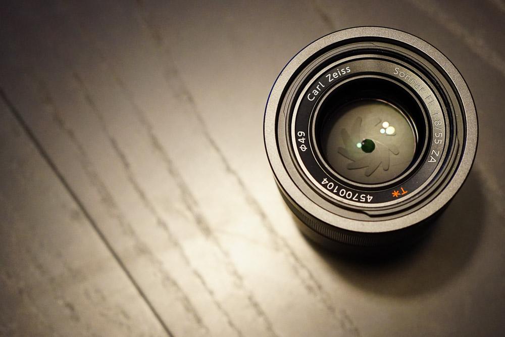 Sony Zeiss FE 55 1.8